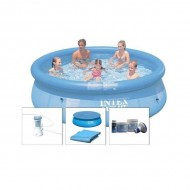 Intex Easy Set Pool 305 x 76 cm complete aanbieding