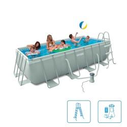 Intex Easy Set Pool 549 x 110 cm rond zwembad extra hoog