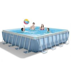 Intex Metal Frame Pool 305 x 76 cm complete aanbieding