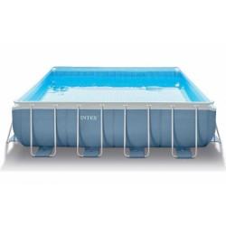 Intex Metal Frame Pool 366 x 76 cm complete aanbieding