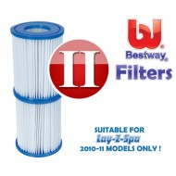 Bestway Zwembadpomp filter cardridge type 2