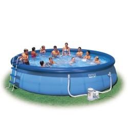 Intex Easyset afdekking 305 CM zwembad afdekzeil