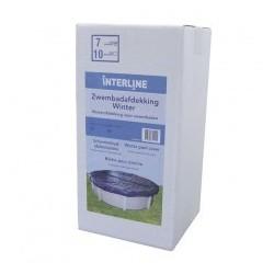 Intex zandfilterpomp 8000 liter per uur zwembad zandfilter