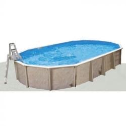 Intex Prism Rectangle Ultra Frame Pool 400 x 200 cm