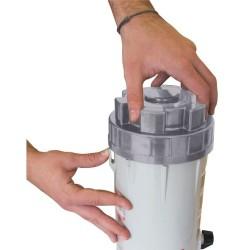 Intex Pure Spa  Bubble Therapie Whrilpool 6 pers