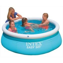 Intex Easy Set Pool 366 x 91 cm rond zwembad extra hoog
